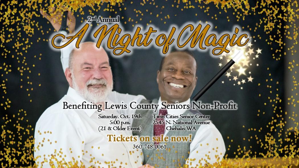 2nd Annual Night of Magic