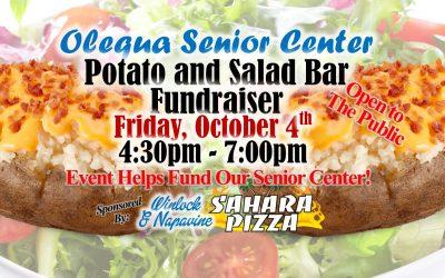 Winlock October Potato and Salad Bar