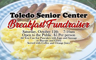 Toledo Monthly Breakfast Fundraiser
